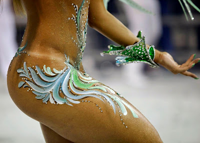 Garotas Samba