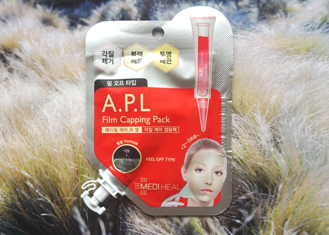 Mediheal APL Film Capping Pack (bellanoirbeauty.com)