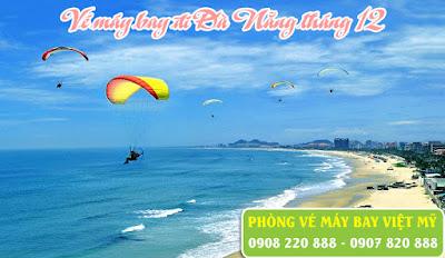 Vé máy bay giá rẻ đi Đà Nẵng tháng 12