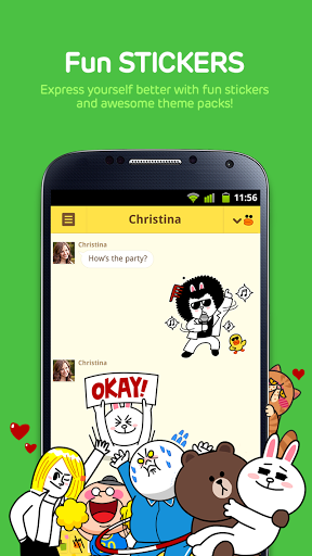 LINE: Free Calls & Messages 4.4.1 Apk Download