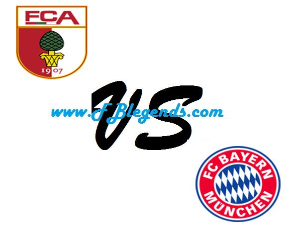 مشاهدة مباراة بايرن ميونخ وأوجسبورج بث مباشر الدوري الالماني بتاريخ 18-11-2017 يلا شوت bayern munich vs fc augsburg