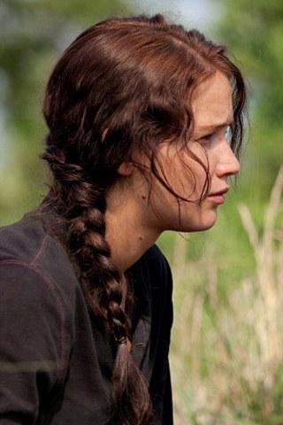 Frisur Katniss Everdeen