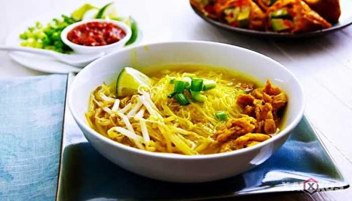 Resep Cara Membuat Soto Ayam Kuning