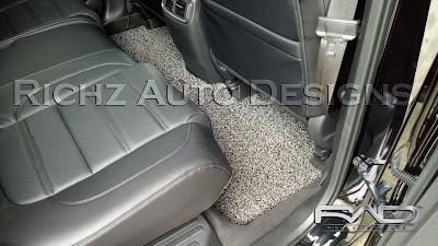 karpet comfort Premium Honda CRV Turbo 2017