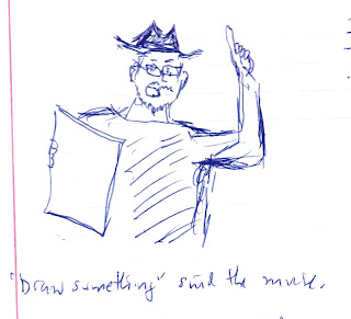 Draw Something - sketch by doug smith