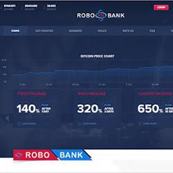 RoboBank: обзор и отзывы о robobank.org (HYIP СКАМ)