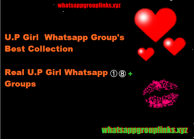 UP Girl Whatsapp Group Link