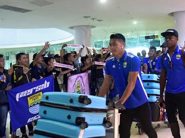 Daftar Pemain Persib yang Dibawa untuk Menghadapi Madura United di Balikpapan