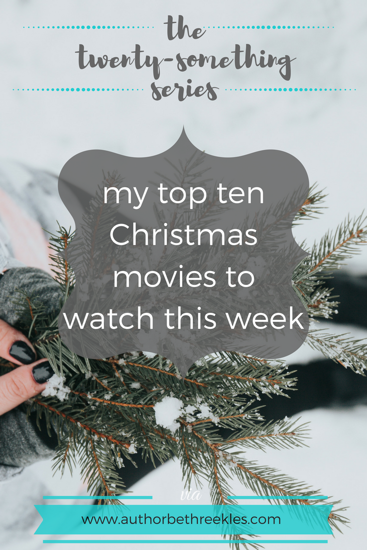 I adore Christmas, so in this post I've ranked my top ten (ish) Christmas movies!