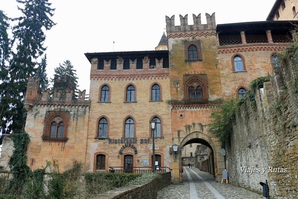 Palazzo Stradivari Castell'Arquato, Piacenza, Italia