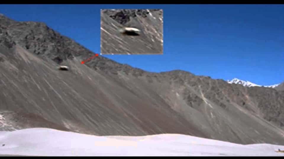 Η Ινδία Βρήκε Εν Ενεργεία Εξωγήινη Βάση ΑΤΙΑ στα Ιμαλάια (video)