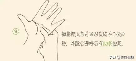 10步手指瑜伽操,解決肩頸腰腿不適(調整自律神經)