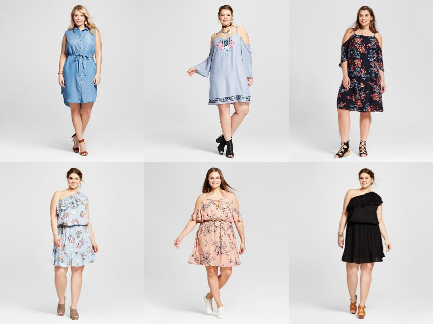 Hot Target 670 Reg 2999 Womens Plus Size Dresses Qpanion