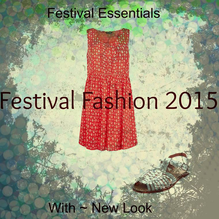 Festival Essentials With New Look: Summer Essentials