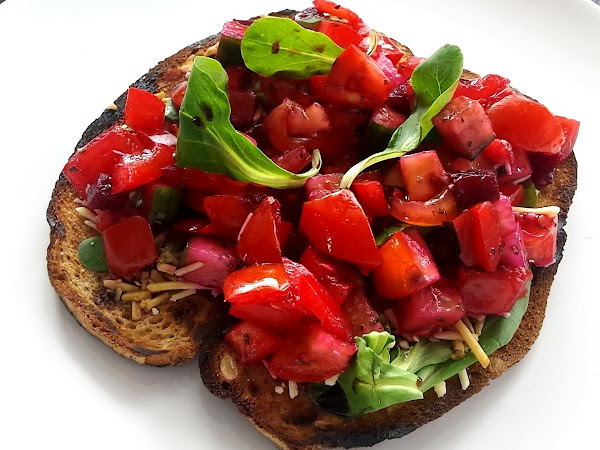 3 Minute Salsa |Gluten Free|Vegan|Fodmap