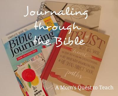 Leviticus, Bible Journaling, Reading the Bible