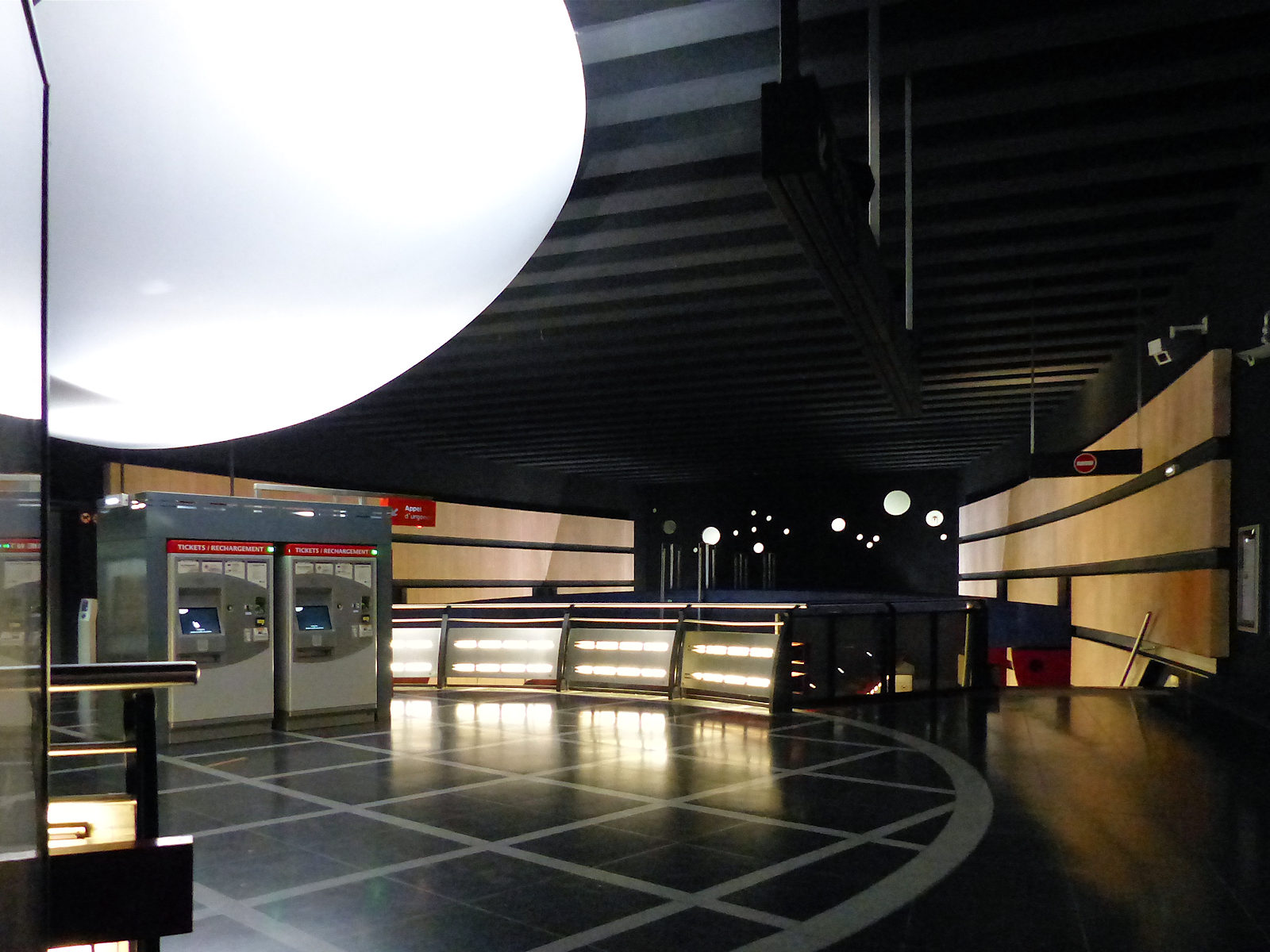 Métro Tourcoing - Ligne 2, Station Mercure