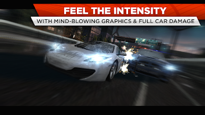 Tampilan Game Need for Speed™ Most Wanted