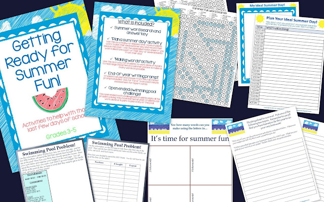 summer classroom ideas