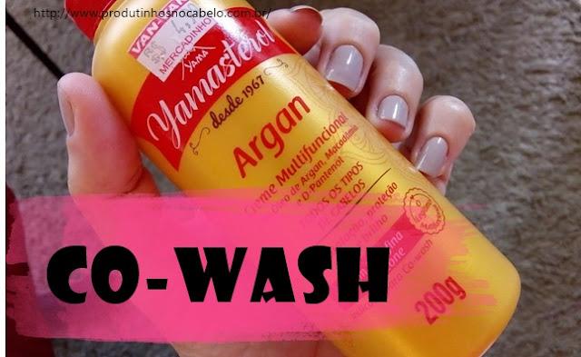 Yamasterol pra Co-Wash