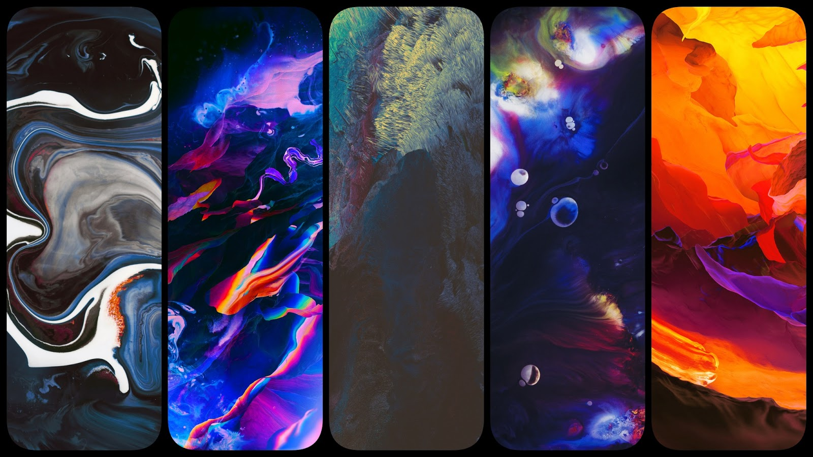 Abstract Wallpapers for phone