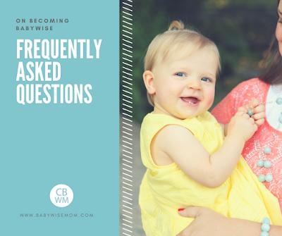 Babywise FAQs | Babywise | Baby sleep | #babywise