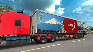 Japan trailer mod