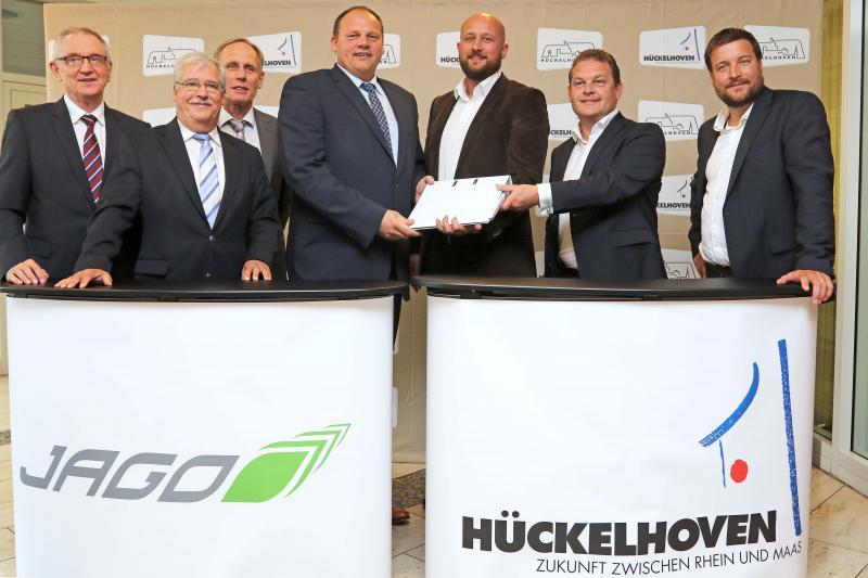 因應電子商務擴充需求,Jago將建立德國最大的物流中心