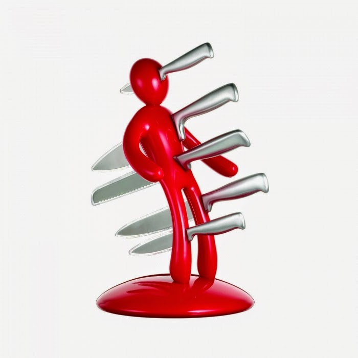 10 Unique Knife Holders for the Kitchen   Do it yourself ...
