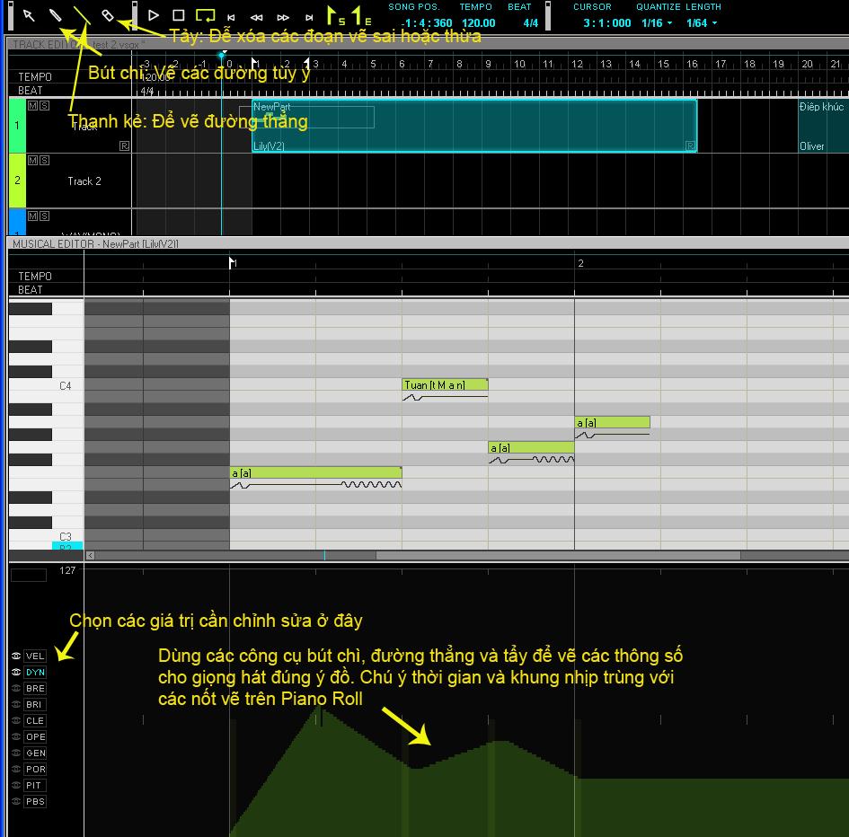 qJ3T5kH - [ Hướng Dẫn ] Sử Dụng ca sĩ ảo trên Vocaloid | Phần 2 - Chỉnh kỹ thuật và Biểu cảm