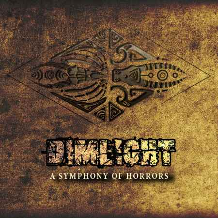 "DIMLIGHT: Το εξώφυλλο του νέου άλμπουμ ""A Symphony Of Horrors"""