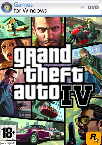 Grand Theft Auto IV PC Full Español