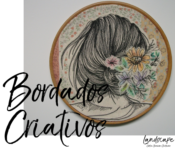 Bordados Criativos Thaís Melo