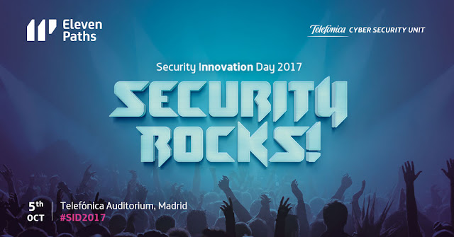 Imagen: Security Innovation Day 2017