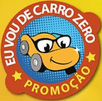 Promoção Eu Vou de Carro Zero 2016