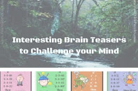 Interesting Brain Teasers to Challenge your Mind