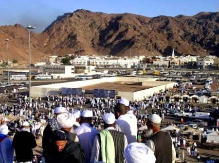 Jabal Uhud Madinah