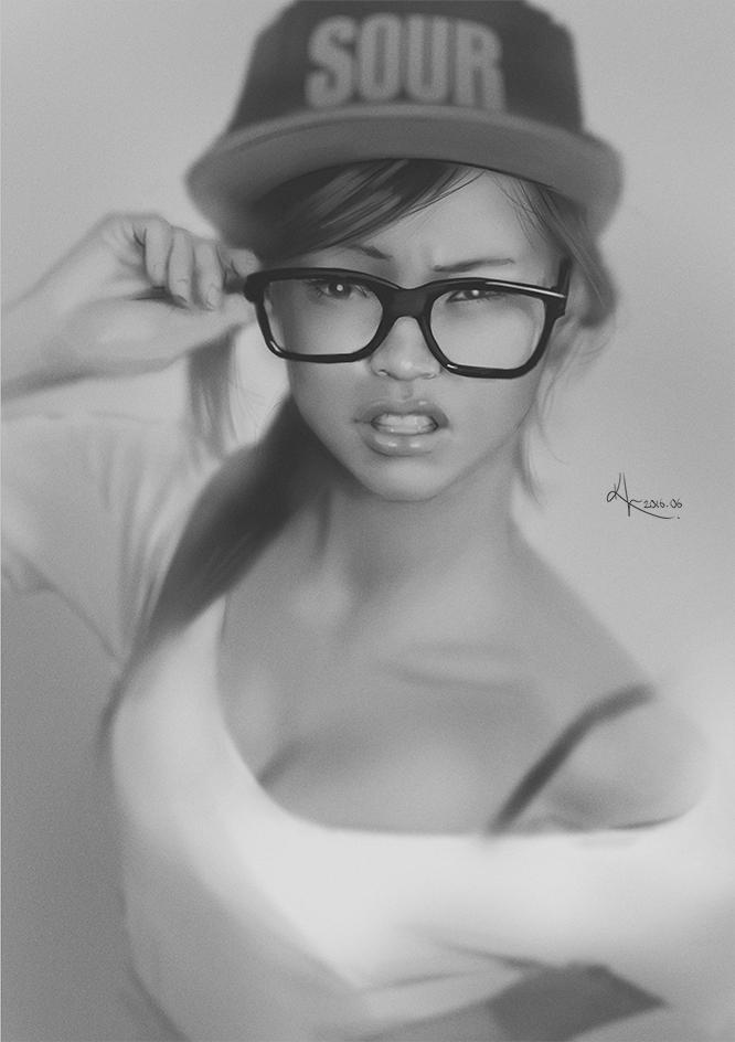 Digital Art By Karl Liversidge(Souracid)