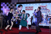 Star cast having fun at Sangeet Ceremony For movie Laali Ki Shaadi Mein Laaddoo Deewana (4).JPG