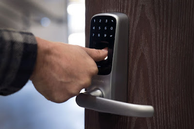 The Future of Home Security: Ultraloq Biometric Smart Lock