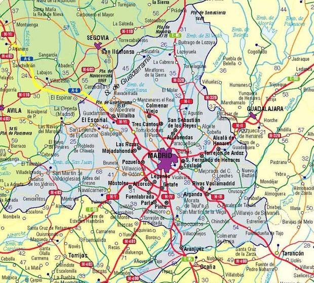 La centralidad en las ciudades | Modelos urbanos | Tradicional compacto + tradicional desagregado + disperso