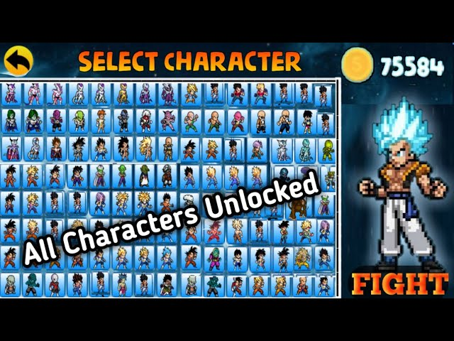 Power Warriors 9.0 mod APK unlimited coins download