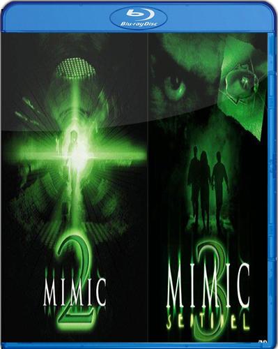 Mimic 2 [2001] / Mimic 3: Sentinel [2003] [BD25] [Subtitulado]