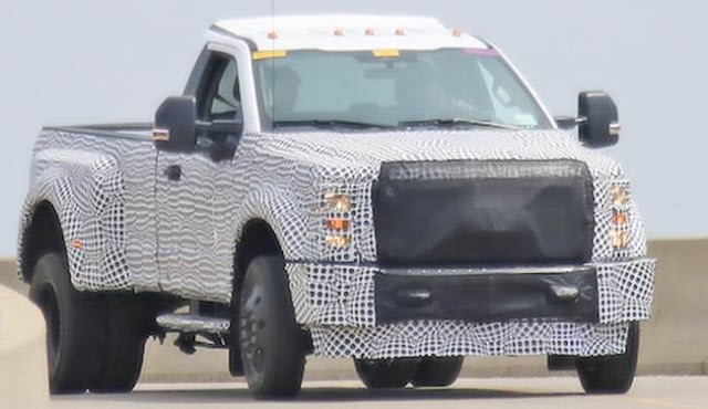 2020 Ford Super Duty Specs and Price