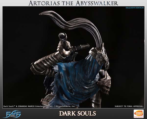 Dark Souls - Artorias The Abysswalker (First 4 Figures)