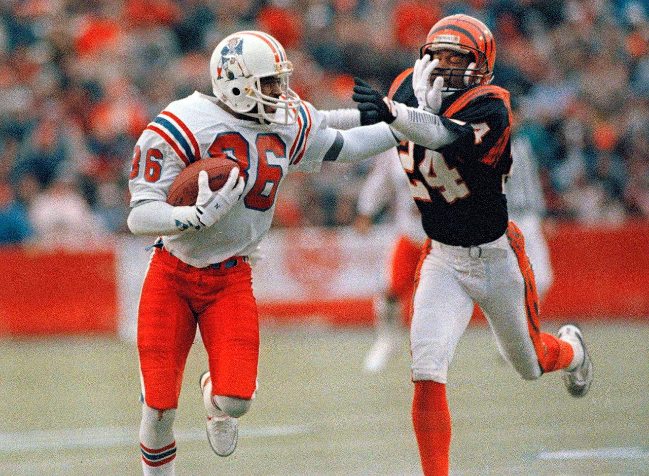 Patriots Life: Stanley Morgan deserves to be in Canton!