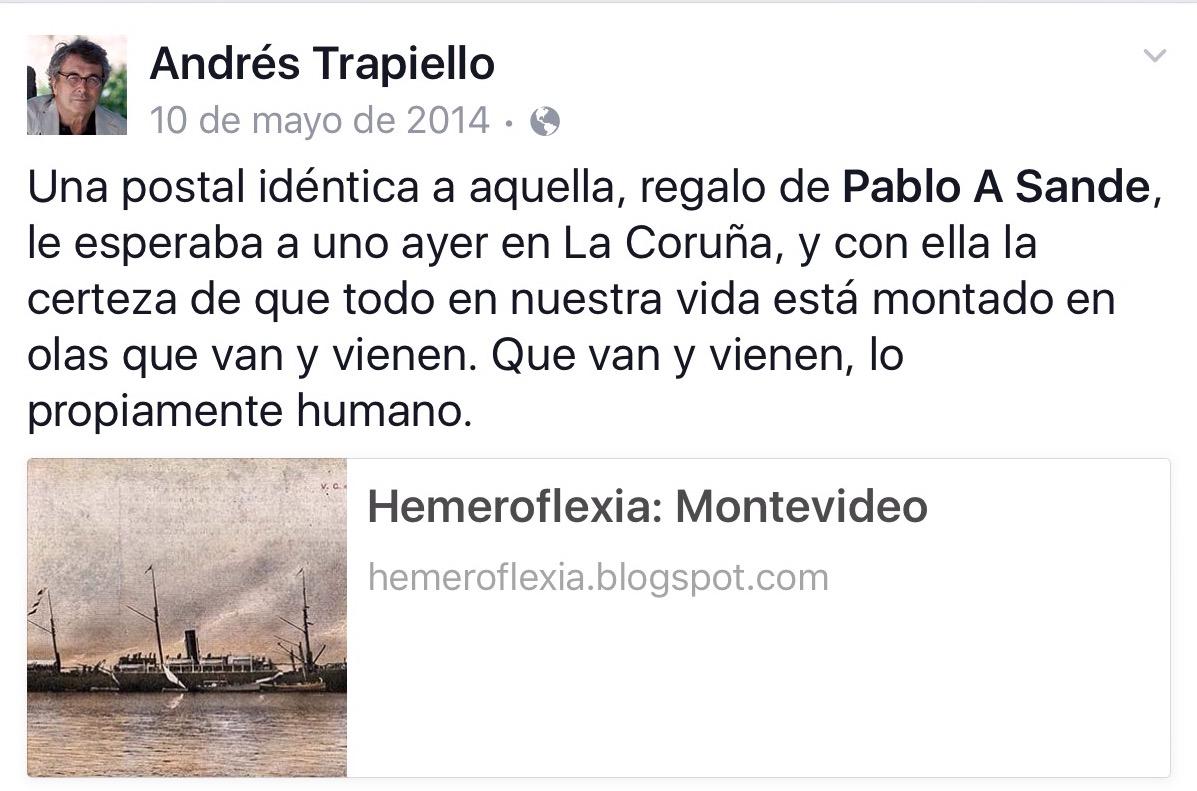 El blog de Pablo A Sande