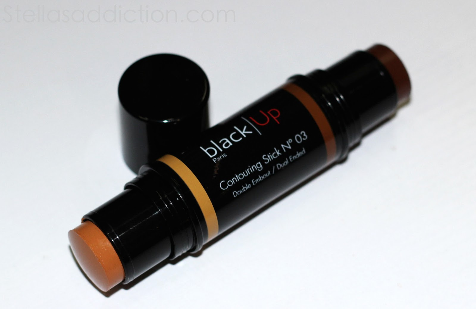 Review | Black Up Contour Stick - Stella's Addiction