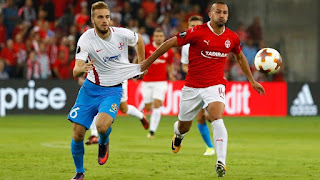 FCSB vs Hapoel Beer Sheva live stream Thursday 02 November 2017 UEFA Europa League