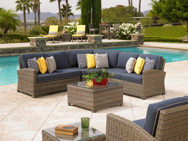 best inexpensive wicker outdoor patio furniture sets